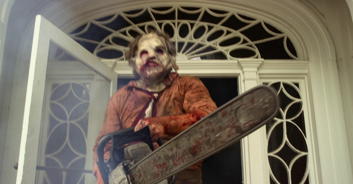 TexasChainsaw3D - Adam Marcus Says Original Texas Chainsaw 3D Script Took Place in the '90s