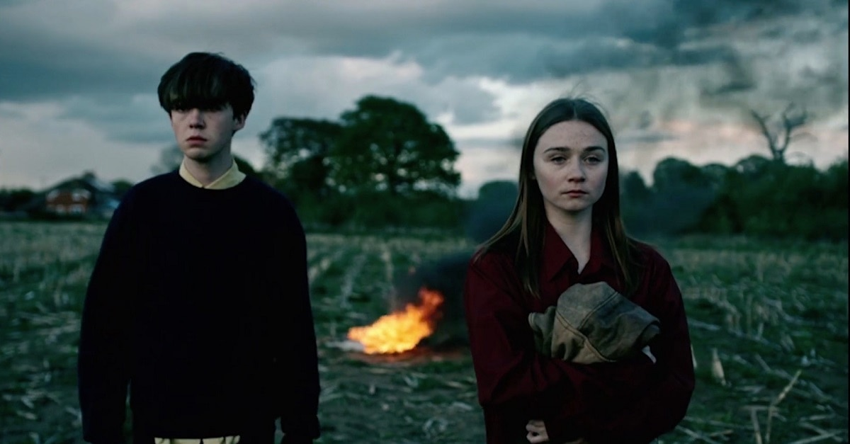 The End of the Fing World - Netflix's The End of the F***ing World Series Gets an Awesome NSFW Trailer