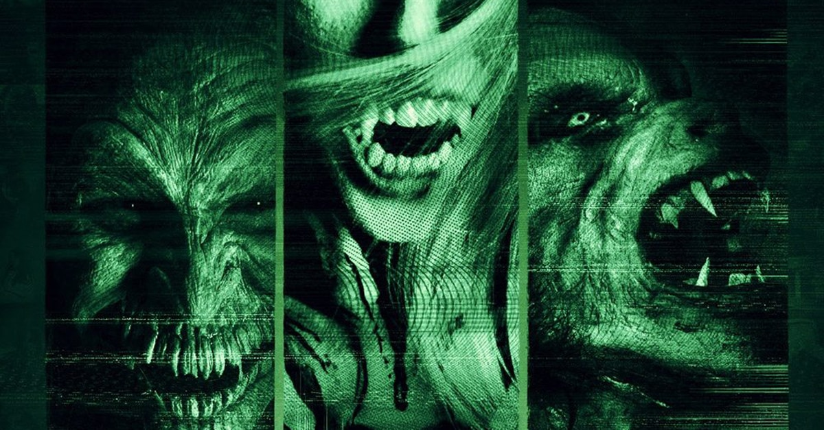 The Monster Project - Monster Project, The - Ferocious Found Footage Frights
