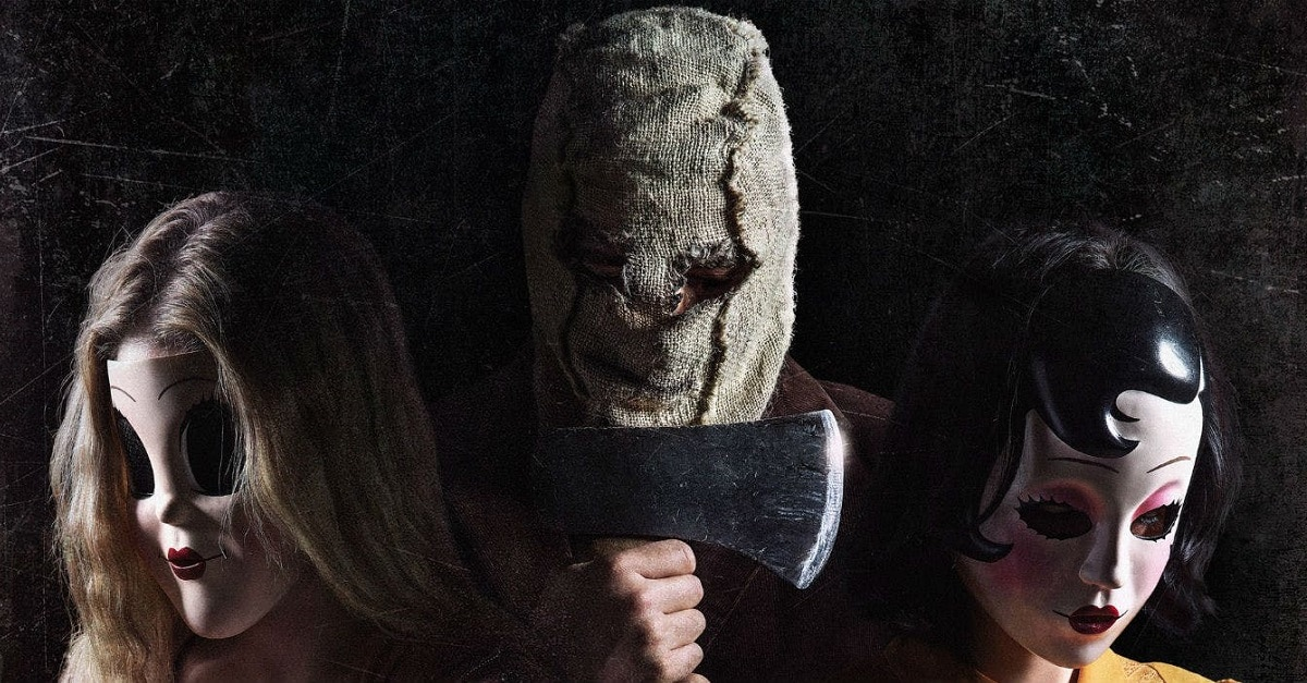 The Strangers Prey at Night Cropped Poster - PG-13 or R? The Strangers: Prey at Night Gets Official MPAA Rating