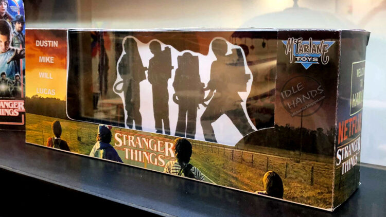 Toy Fair 2018 McFarlane Stranger Things Season 2 Dustin Mike Will Lucas Ghostbusters Action Figure Boxed Set 02 750x422 - UK Toy Fair 2018: Stranger Things, Ghostbusters, The Walking Dead, and More