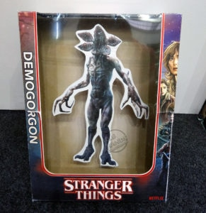 Toy Fair 2018 McFarlane Toys Stranger Things Demogorgon 10 inch action figure 001 291x300 - UK Toy Fair 2018: Stranger Things, Ghostbusters, The Walking Dead, and More