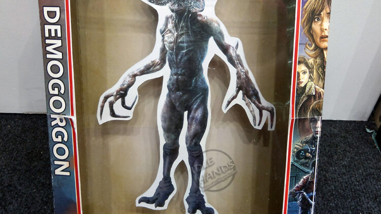 Toy Fair 2018 McFarlane Toys Stranger Things Demogorgon 10 inch action figure 001 750x422 - UK Toy Fair 2018: Stranger Things, Ghostbusters, The Walking Dead, and More