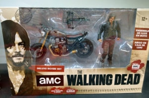 Toy Fair 2018 McFarlane Toys Walking Dead Daryl and Motorcycle Action Figure Deluxe Set 001 300x197 - UK Toy Fair 2018: Stranger Things, Ghostbusters, The Walking Dead, and More