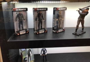 Toy Fair 2018 McFarlane Walking Dead Negan Action Figure 01 300x207 - UK Toy Fair 2018: Stranger Things, Ghostbusters, The Walking Dead, and More