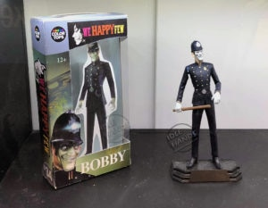 Toy Fair 2018 McFarlane We Happy Few Bobby Action Figure 01 300x233 - UK Toy Fair 2018: Stranger Things, Ghostbusters, The Walking Dead, and More