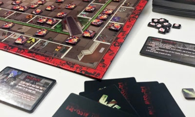 WAD FEATURED 06 SetUp 400x240 - We Are Dead: Zombie Massacre – Last Meeple Standing Game Overview and Review
