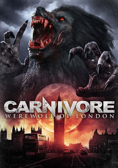 carnivore werewolf of london howls on vod dread central