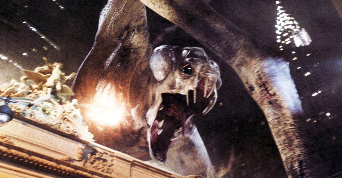 cloverfield - The Creatures of Cloverfield to Rampage in 4K UHD!