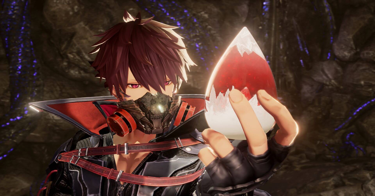 code vein 2018 screenshot2 1 - Bandai Namco's Vampire RPG Code Vein Gets a Bloody New Trailer and Screenshots