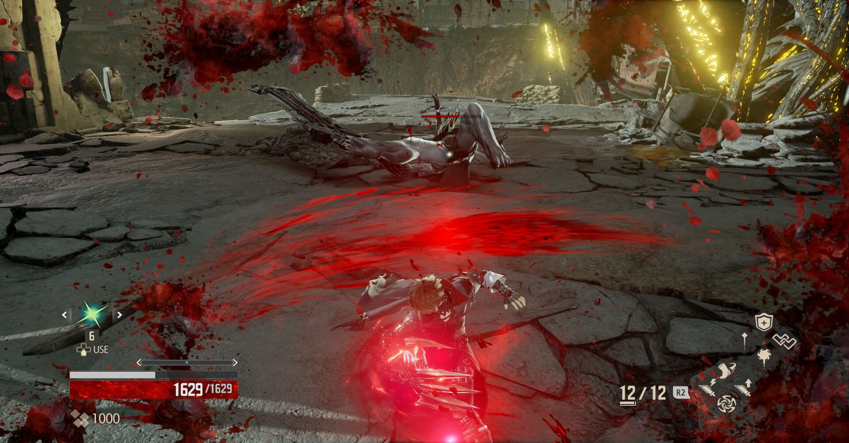 code vein screenshot 2018 20 1 - Bandai Namco's Vampire RPG Code Vein Gets a Bloody New Trailer and Screenshots