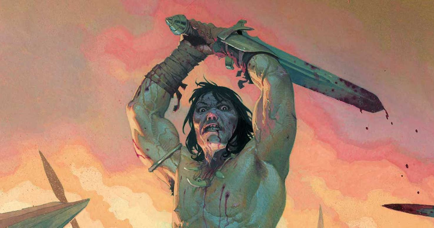 Conan the Barbarian 1 (Marvel Comics) ComicBookRealm.com