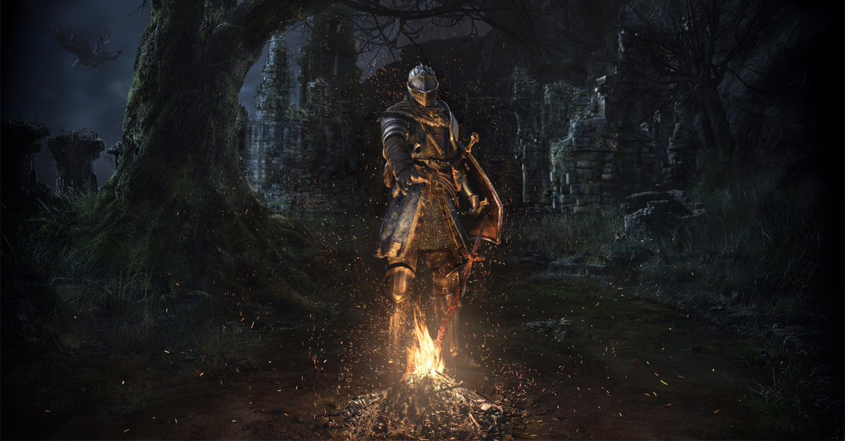darksoulsremastered hori - Dark Souls 1 Getting Remastered Version For Latest Console Era