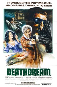 deathdream poster 01 199x300 - Zena's Period Blood: Deathdream is Too Much Horror in One Film
