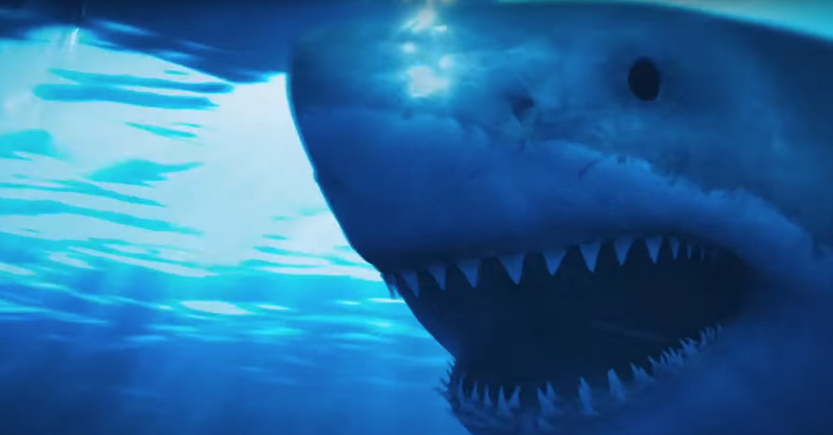 deepbluesea2t - Deep Blue Sea 2 Trailer Surfaces!