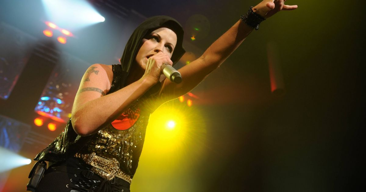 The Cranberries lead tributes to Dolores O'Riordan