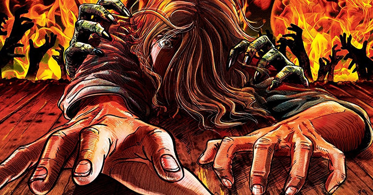 drag me to hells - Drag Me to Hell Blu-ray Review - Scream Factory Tops This Double Dip With Tasty New Extras