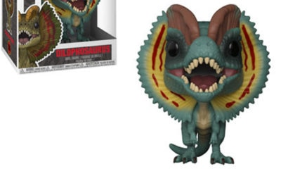 funko jurassicpark s 400x240 - Funko Giving Jurassic Park the Pop! Treatment as Only They Can