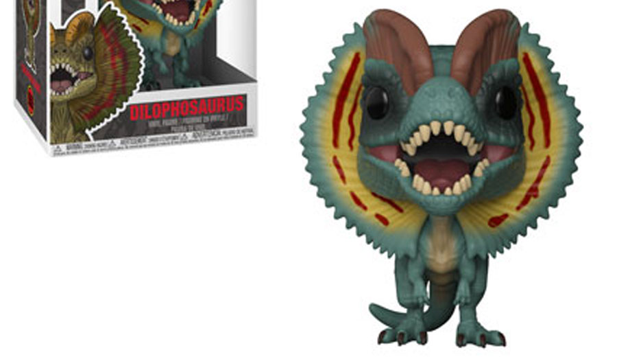 funko jurassicpark s - Funko Giving Jurassic Park the Pop! Treatment as Only They Can