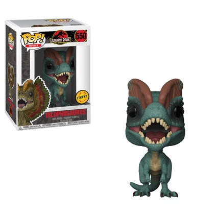 funko jurassicpark8 - Funko Giving Jurassic Park the Pop! Treatment as Only They Can