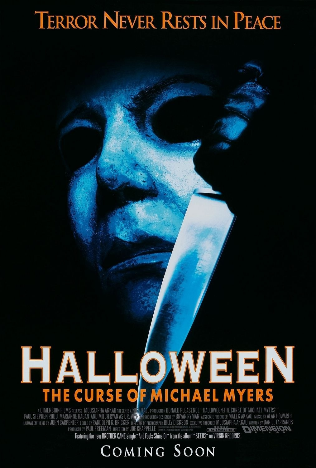 halloween6poster 1 - An Early Draft of Halloween 6 Has Been Released And It's... Interesting