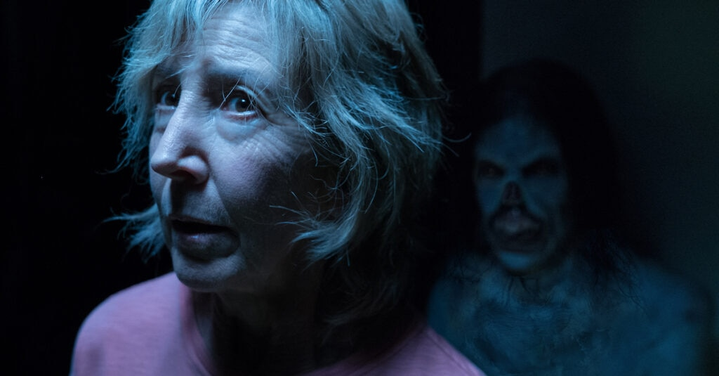 insidious4 elise 1024x535 - Brennan Went to Film School: Unlocking the Hidden Meaning in Insidious: The Last Key