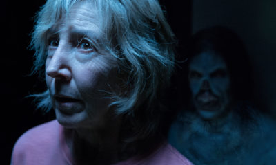 insidious4 elise 400x240 - Exclusive: Lin Shaye Becomes Elise in Insidious: The Last Key Behind-the-Scenes Clip