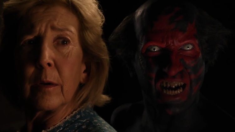 insidiousLipstick Face demonbanner 750x422 - Interview: Composer Joseph Bishara on Scoring the Insidious Franchise, Working With John Carpenter, and His Favorite Horror Films of 2017