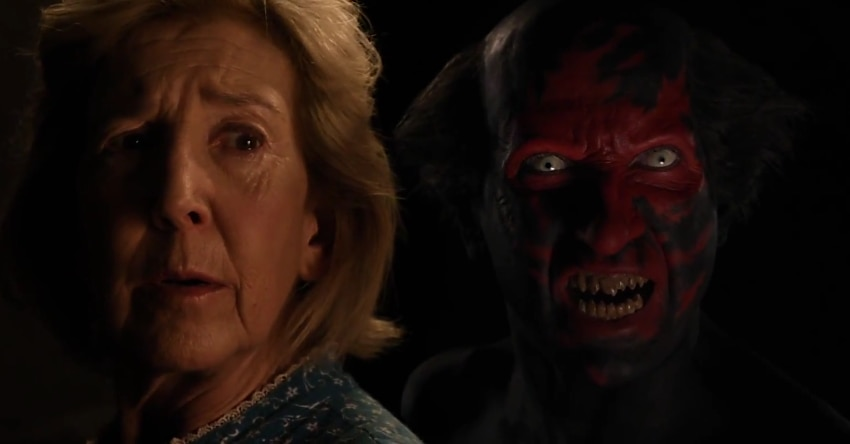 insidiousLipstick Face demonbanner - Interview: Composer Joseph Bishara on Scoring the Insidious Franchise, Working With John Carpenter, and His Favorite Horror Films of 2017