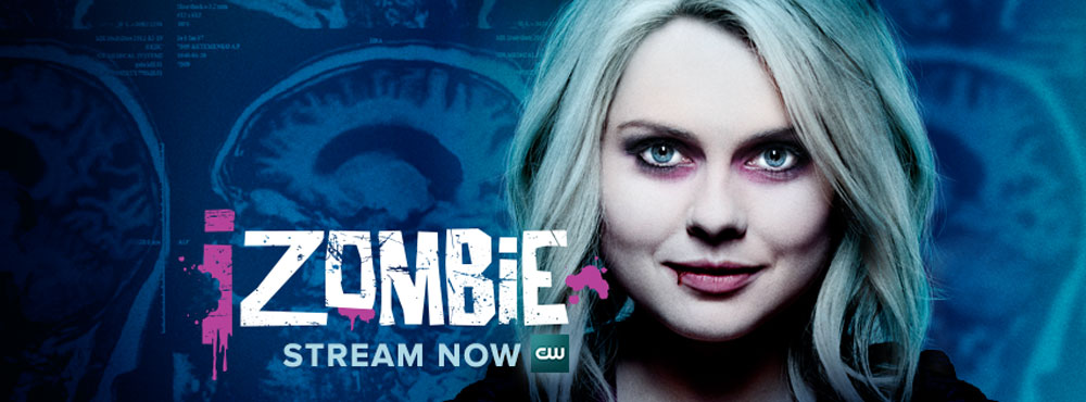 izombie banner - The CW Sets Midseason Return Dates for iZombie and The Originals