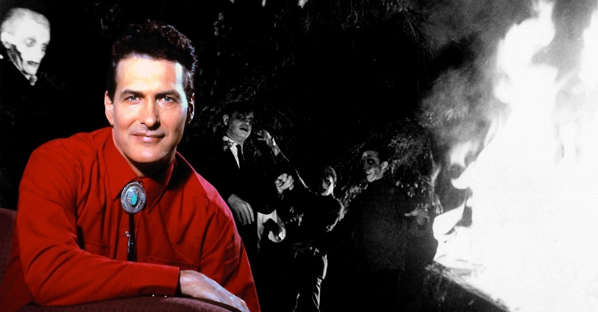 joe bob briggs thanks you - Help Bring Joe Bob Briggs and MonsterVision to Shudder!