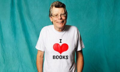 king books 400x240 - Stephen King's New Novel The Outsider Gets Release Date, Synopsis, and Page Count