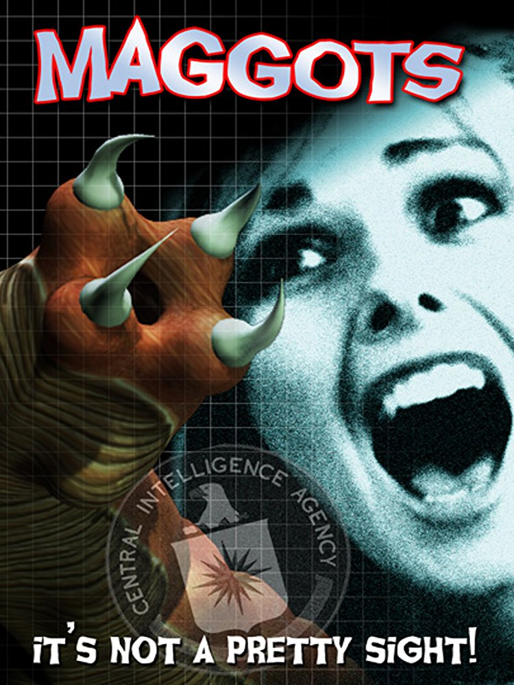 maggots sci fi horror film movie - Maggots Now Infesting VOD After a Decade in the Making
