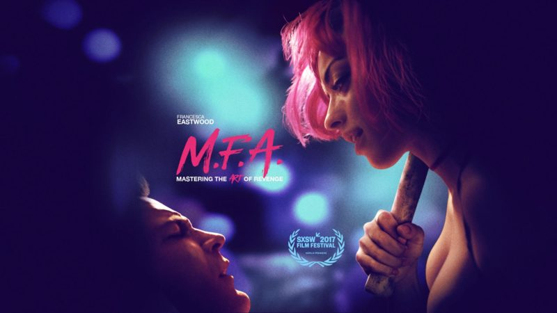 mfa FULL e1515803154593 - Horrible Imaginings Podcast #184: M.F.A. Director Natalia Leite Subverts the Rape-Revenge Subgenre