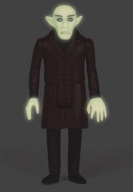 nos 2 - UK Toy Fair 2018: Entertainment Earth Unveils a Nosferatu Glow in the Dark ReAction Figure