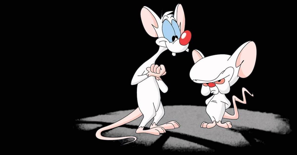pinkyandthebrainbanner - The Voice Actors From Pinky and the Brain Redid a Scene From The Silence of the Lambs