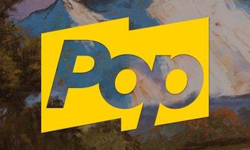 pop logo - More Horror TV in the Works: The Butcher on Crackle and The Demons of Dorian Gunn on Pop