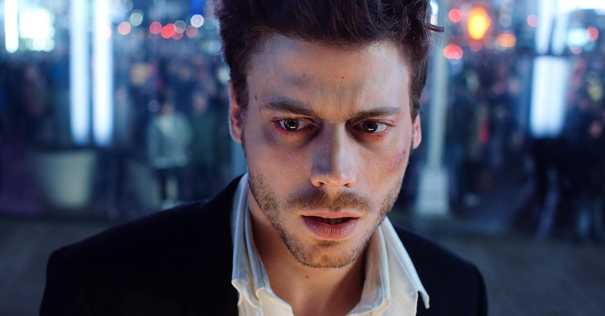 rapid eye movement 1.jpgREM Francois Arnaud as RICK WEIDER 1 1 - Rapid Eye Movement Trailer Forces You To Stay Awake