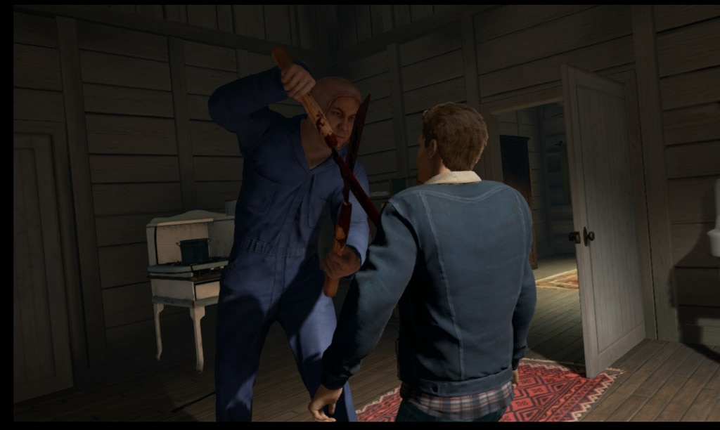 roy friday the 13 2 - Friday the 13th: The Game - See Friday 5's Roy Unmasked!