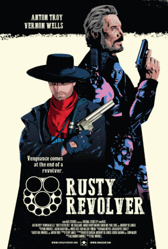 rusty revolver 1 336x498 - The Punisher Meets Clint Eastwood In TV Pilot Rusty Revolver