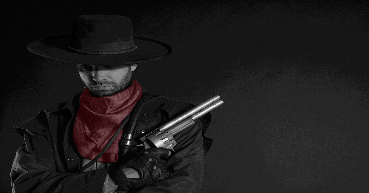 rusty revolver resize 1 - The Punisher Meets Clint Eastwood In TV Pilot Rusty Revolver
