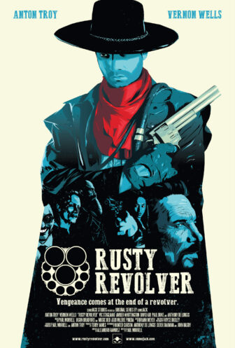 rusty revolver2 1 336x497 - The Punisher Meets Clint Eastwood In TV Pilot Rusty Revolver