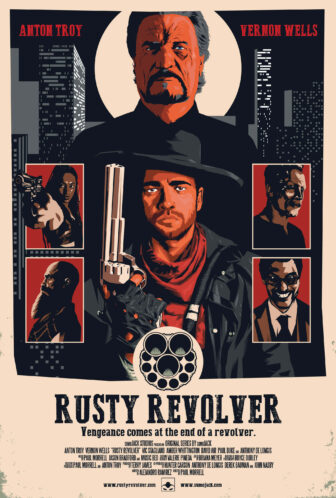 rusty revolver4 1 336x498 - The Punisher Meets Clint Eastwood In TV Pilot Rusty Revolver