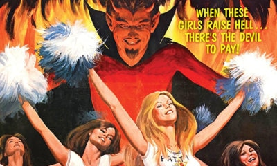 satans cheerleaders blu ray 400x240 - Satan's Cheerleaders Blu-ray Review - Sacrifice This Snoozer At The Altar!