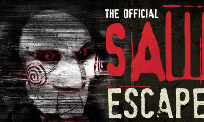 saw escapes 400x240 - Exclusive: Saw Escape Room Las Vegas Review, Video Interviews with Creator Jason Egan and Series Star Tobin Bell