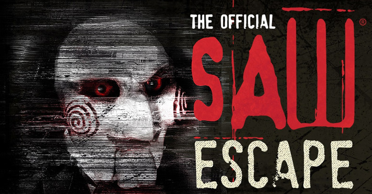 saw escapes - World's First Saw-Themed Escape Experience to Open in Las Vegas
