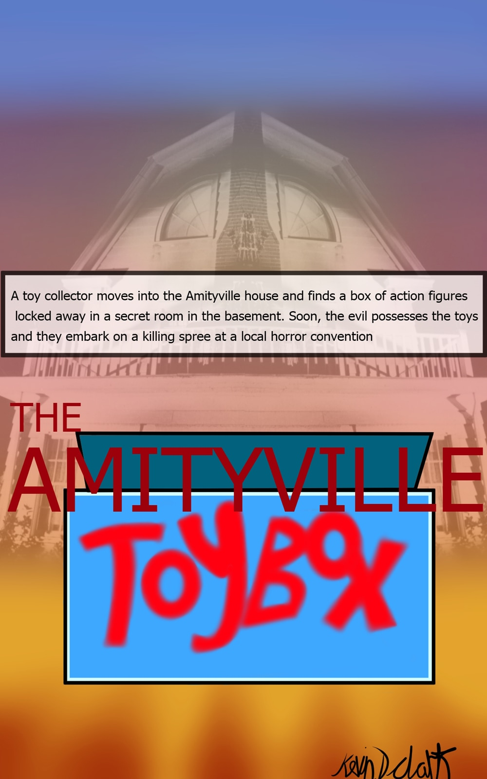 such sights amityville toy - Such Sights to Show You – 01/31/18