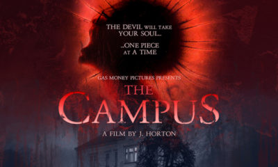 the campus banner 400x240 - Exclusive: Trailer, Photos, and Release Dates for J. Horton's The Campus