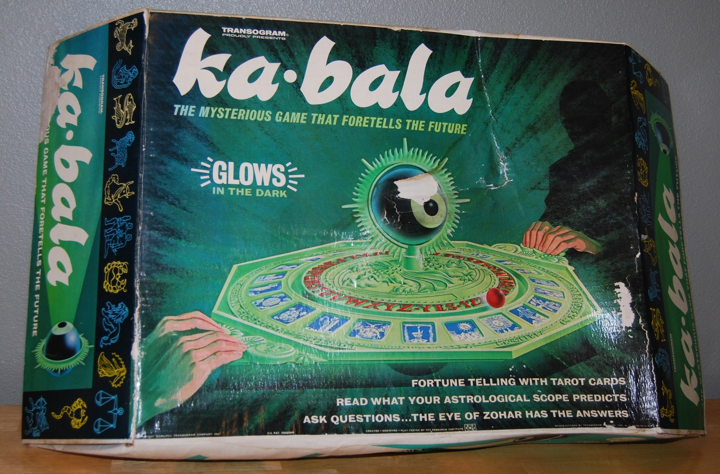 vintage toy kabala 1 - Vintage Toy Finder ALERT! If You Collect This Is a MUST-READ!