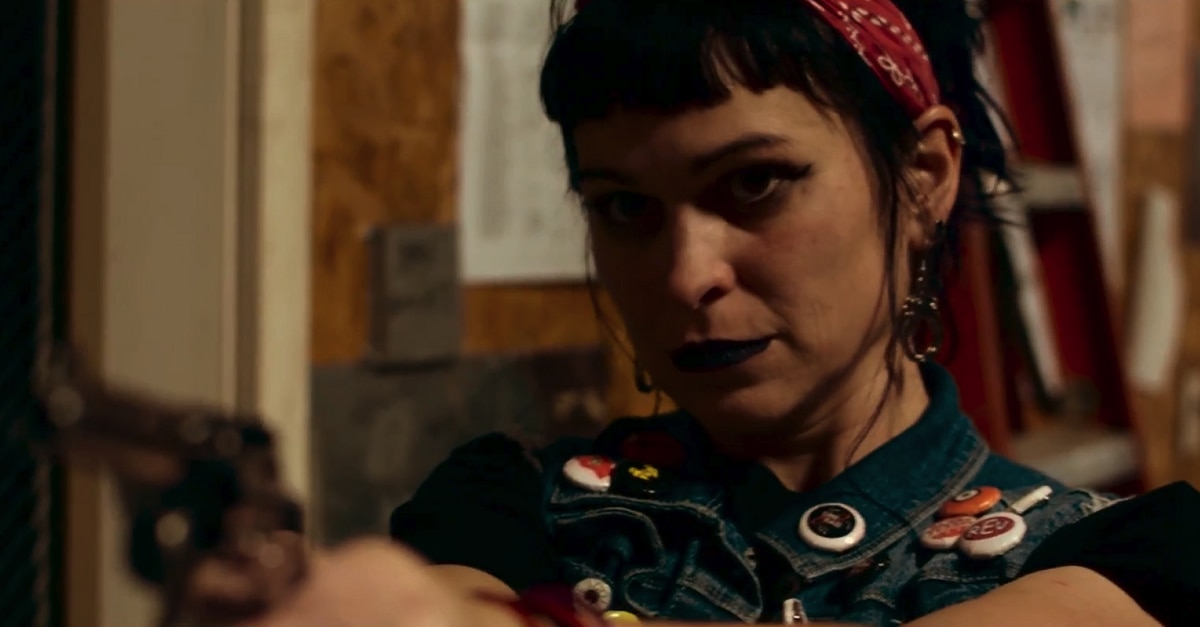 vobhskill - NSFW Kill Clip from Volumes of Blood: Horror Stories Now Available on VOD